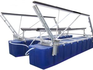 Boat floater classic model boat lift