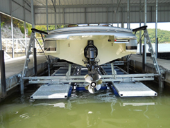 Gallery Boat Lift Service 1
